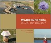 Omslagfoto advies Waddenfonds: rijk of regio?