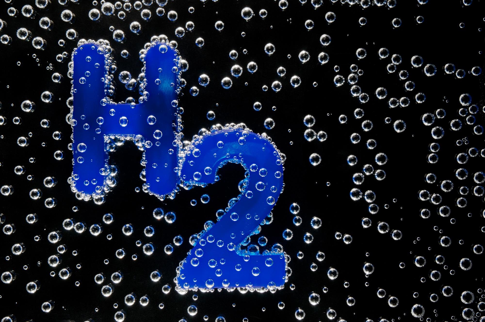 H2-formule en belletjes
