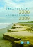 Omslagfoto jaarverslag Raad voor de Wadden 2008