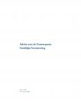 Omslagfoto advies Advies over de Ontwerpnota Stedelijke Vernieuwing