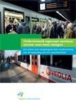 Omslagfoto advies Ondernemend regionaal openbaar vervoer voor meer reizigers