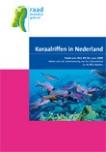 Omslagfoto advies Koraalriffen in Nederland