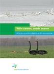 Omslagfoto advies witte zwanen zwarte zwanen