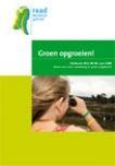 Omslagfoto advies Groen opgroeien!