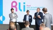 foto van de paneldiscussie op 22 juni 2017 bij de aanbieding van het advies Grond voor gebiedsontwikkeling