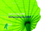 Omslagfoto jaarverslag RLG 2008