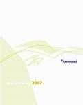 Omslagfoto jaarverslag 2002 VROM-Raad