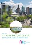 omslagfoto advies De toekomst van de stad