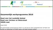 Omslagfoto werkprogramma Rli 2010-2011