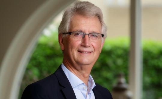 Portretfoto André van der Zande