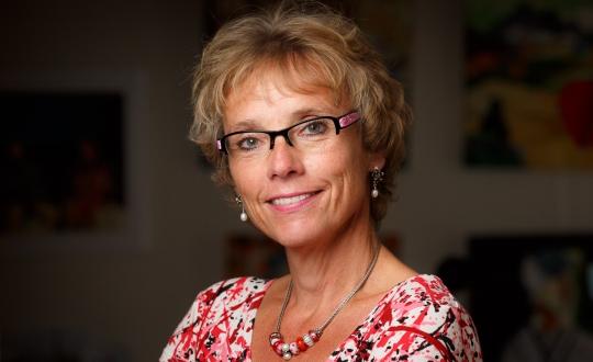 portretfoto van Annemieke Nijhof