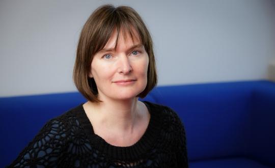 Portretfoto Dominique Blom
