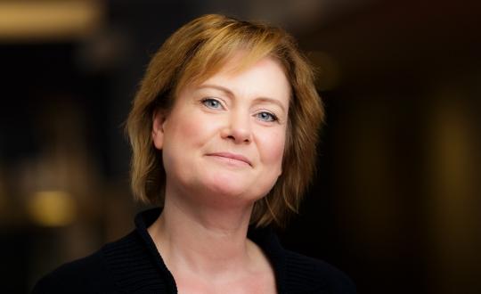 Portretfoto Katja de Vries