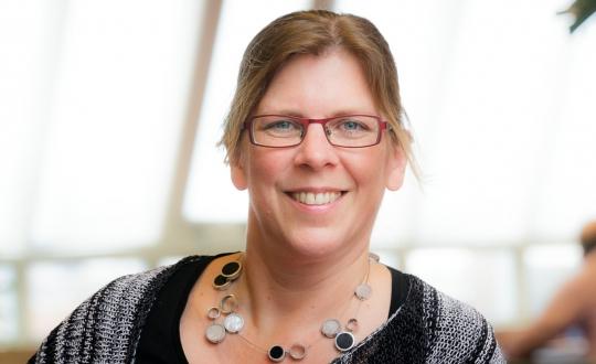 Portretfoto Lianne Doeswijk