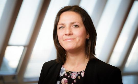 Portretfoto Linda van Asselt