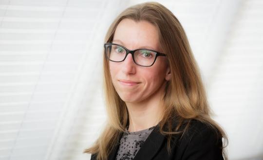 Portretfoto Mirjam van Gameren