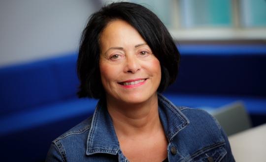 Portretfoto Monique van Staden