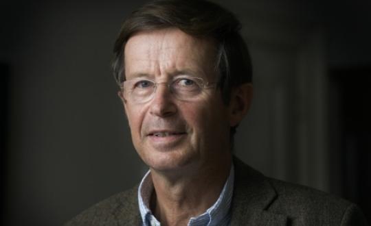 portretfoto Jan Jaap de Graeff