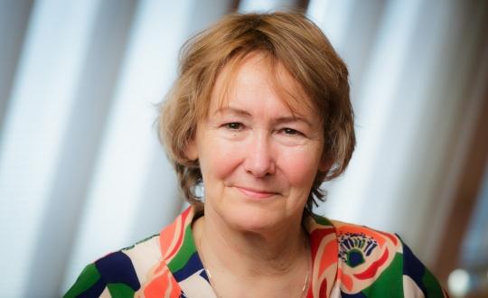 Portretfoto Yvette Oostendorp