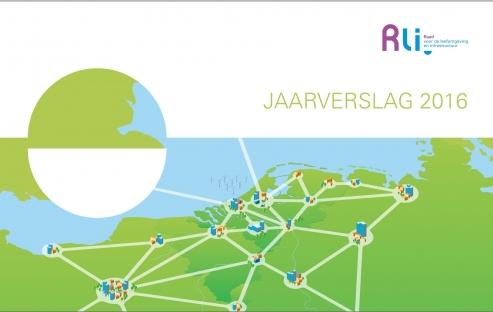 kaft met illustratie van Nederland