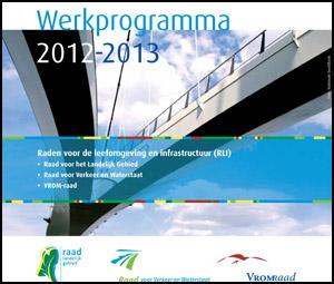 Omslagfoto werkprogramma Rli 2012-2013